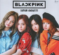 """[SCAN] 170731 BLACKPINK for MINI Magazine Japan (September 2017 Issue)  © 327 PERCENT  """