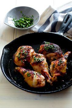 #Recipe - Buttermilk Roast Chicken