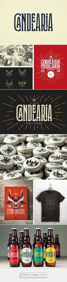 Candelaria on Behance - created via https://pinthemall.net
