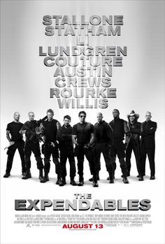 The Expendables - Rotten Tomatoes