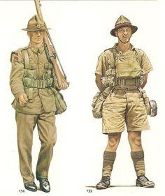 Risultati immagini per wwii new zealand troops