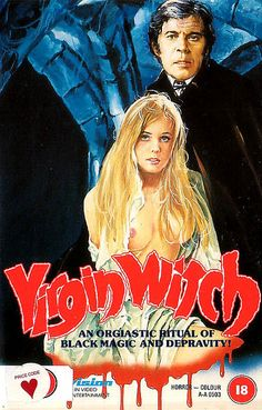 VIRGIN WITCH by retro-space, via Flickr