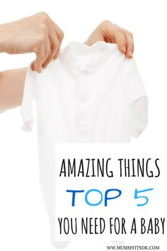 Top 5 Amazing Things You Need For A Baby | 5 Things You Need For a Baby | Best Products You Need For Baby & Newborn | What Baby Needs | Best Buys For Newborns |