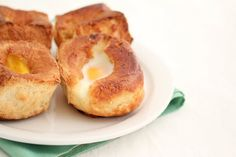 Eggs in Rolls by kirbiiecravings: Made with bakery soft milk bread rolls, these make an easy breakfast you can take ib-the-go. #Eggs #Breakfast_on_the_Go