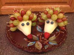 Fruit Hedgehog
