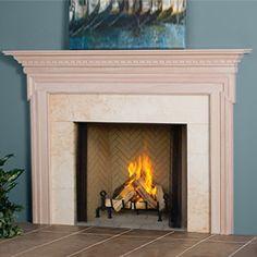 CLassic - Wood Mantel - MantelsDirect.com