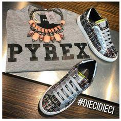 GET THE PYREX LOOK #pyrexoriginal #pyrex #godsavethestreet #streetwear #collection