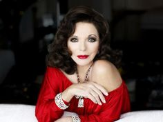 The British actress, writer and columnist, Joan Collins quotes show her outspoken nature and fearlessness. Check out our favourite Joan Collins quotes. Beautiful People, Most Beautiful, Beautiful Women, Amazing People, Beautiful Things, Der Denver Clan, Dame Joan Collins, Donna Mills, Star Wars