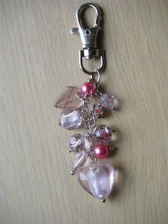 how to make purse jewelry   How To Make Beaded Purse Charms