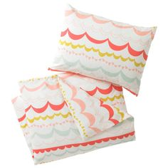DwellStudio Kids Bedding Garland Duvet Set