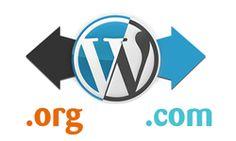 Wordpress Org vs Wordpress Com - Which One?