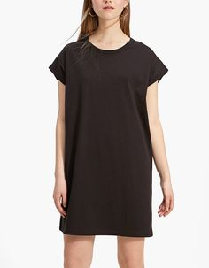 Robe t-shirt oversize - Robes T Shirt Oversize, My Wardrobe, Fashion Beauty, Shirts, Shirt Dress, How To Wear, Stuff To Buy, Outfits, Clothes