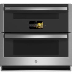 GE Profile™ 30 Smart Built-In Twin Flex Convection Wall Oven Electric Wall Oven, Steam Cleaning, Heating Element, Cool Kitchens, Appliances, Twin, Profile, Meals, Display