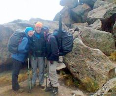 The #Lava Tower on Mt #Kilimanjaro with Private Expeditions