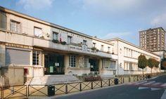 Groupe scolaire Paul-Langevin  Adresse : Rue des Chanteloups, Romainville, France    En 1923, un premier établissement scolaire accueille l'école Louise-Dory, du nom d'une bienfaitrice de la commune.