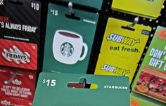 5 Ways Gift Cards Can Save You Money