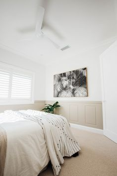 Cost to Carpet A Bedroom Luxury Guest Bedroom Taubmans Paint Sisal Rope & Cotton Sheets Room, White Carpet, Beige Carpet Bedroom, Home Decor, House Interior, Aesthetic Rooms, Media Room Paint Colors, Bedroom Carpet, Room Paint