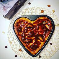 Cheesecake s karamelem a ořechy | Andy's diary - blog o všem, co mě baví a naplňuje