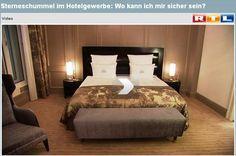 Sterneschummel im Hotelgewerbe: Wo kann ich mir sicher sein?  Mogelei bei der Hotelklassifizierung: RTL bringt einen weiteren Magazinbeitrag zum Missbrauch der Hotelsterne.  Jetzt ansehen bei HOTELIER TV & RADIO: http://www.hoteliertv.net