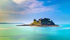 Ille et Vilaine _ la côte d'Émeraude _ Saint-Coulomb _ Anse Du Guesclin _ Fort Du Guesclin   Flickr - Photo Sharing!