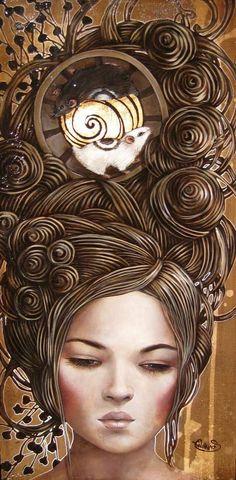 The Art of Sophie Wilkins