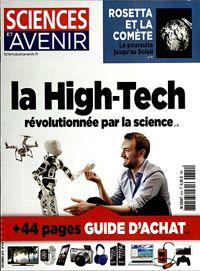 Sciences et avenir n°814