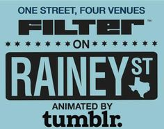 Who's ready to join us at FILTER on Rainey for SXSW 2014?!