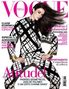 Vogue Portugal October 2012 Patrycja Gardygajlo by Marcin Tyszka Vogue Covers, Vogue Magazine Covers, Fashion Magazine Cover, Fashion Cover, Julia Roberts, Vogue Portugal, Dazed Magazine, Image Cover, Inspirations Magazine
