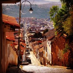 5 Reasons Why You Should Go To Sucre, Bolivia | unlatinoverde