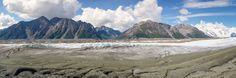 Kennicott Glacier, Hidden Canyon & Mt. Blackburn | Wrangell - St. Elias National Park & Preserve (pinned by haw-creek.com)