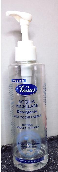 Nuovo post sul mio blog ACQUA MICELLARE DETERGENTE VENUS...  https://bellezzaprecaria.wordpress.com/2018/04/17/acqua-micellare-detergente-venus/  #bellezzaprecaria #newpost #acquamicellare #venus #beauty #skincare #beautyblog #review #beautycare #post