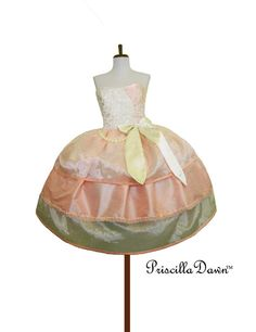 custom in your size three layer fifties Inspired by priscilladawn