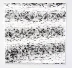 Véra Molnar, Horizontales B, 1972 #FredericCla