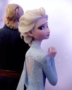 Princesa Disney Frozen, Disney Frozen Elsa, Olaf Frozen, Frozen Anime, Disney Princess Movies, Frozen Princess, Disney Movies, Disney Princesses, Pixar