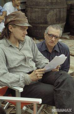 Leonardo DiCaprio & Martin Scorsese