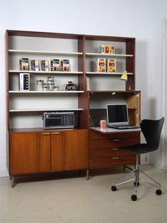 Pastoe cabinet by Cees Braakman #midcentury #mod #retro #furniture