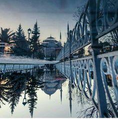 Стамбул город контрастов. Исмаил Мюфтюоглу Частный гид историк. www.russkiygidvstambule.com