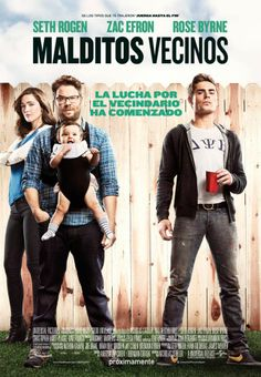 ~ Malditos Vecinos ~ [ 5,3 ] Cines Las Arenas, 14/05/2014