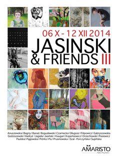 Wystawa | Galeria Przy Teatrze | Jasinski&Friends