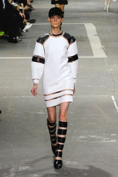 Alexander Wang:Spring/Summer 2013:Review | ELLE UK