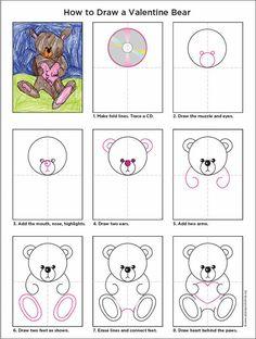 16 Best Teddy Bear Drawing Images In 2019 Bears Teddy Bear