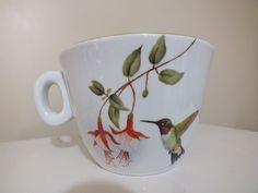 ** Hrníček na kávu - malovaný porcelán **