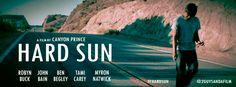 Banner ad for HARD SUN