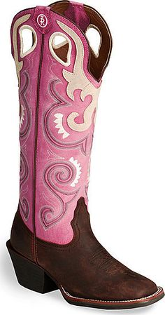 Tony Lama Hot Pink Bella... I just ordered these and I cant wait till they're in!!:)