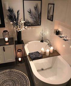 30 Adorable Contemporary Bathroom Ideas to Inspire - .- 30 entzückende zeitgenössische Badezimmer-Ideen zu inspirieren – 30 adorable contemporary bathroom ideas to … - Diy Bathroom, Bathroom Inspiration, House Design, Contemporary Bathrooms, House Interior, Bathrooms Remodel, Contemporary Bathroom, Bathroom Decor, Home Decor