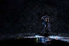 'Caught in the Rain' - I want to redo something like this!  Who wants to play in the rain with me?