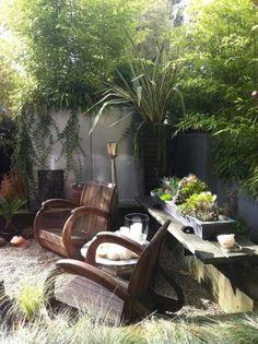 by Glenna Partridge Garden Design  Vancouver, BC, CA V6R 1P8 · 192 photos  Modern Tropical Courtyard