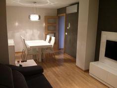 Idea para salón alargado y estrecho | salón | Pinterest | Como ...