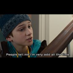 Extremely Loud & Incredibly Close--LOVE this movie.
