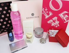 Glossybox - Februar 2015 (Love Edition - Österreich)